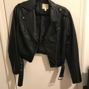 Urban outfitter Vegan Leather Jacket